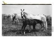 Austria: Horse Farm Carry-all Pouch