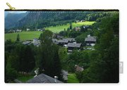 Austrian Landscape Carry-all Pouch