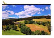 Austrian Rural Forest Vista Carry-all Pouch