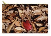 Autum Leaves Carry-all Pouch