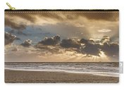 Dutch Autumn Storm Panorama Carry-all Pouch