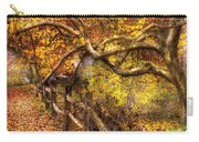 Autumn - Landscape - Country Road Side Carry-all Pouch