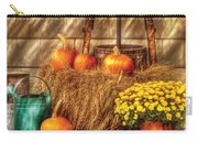 Autumn - Pumpkin - A Still Life With Pumpkins Carry-all Pouch