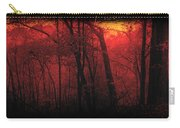Autumn 2015 Panorama In The Woods Pa 06 Carry-all Pouch