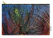 Autumn Abstraction Carry-all Pouch