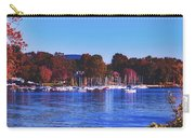 Autumn Along Lake Candlewood - Connecticut Carry-all Pouch