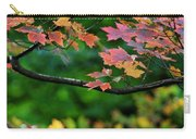 Autumn Along The Branch Carry-all Pouch