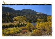 Autumn Along The Rio Grande Carry-all Pouch
