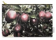 Autumn Apples - Luther Fine Art Carry-all Pouch