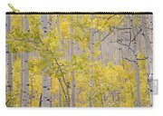Autumn Aspens 11 Carry-all Pouch