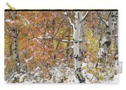 Autumn Aspens 7 Carry-all Pouch
