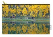 Autumn Aspens Along Route 550, North Carry-all Pouch