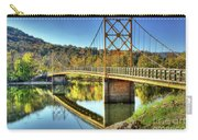 Autumn At Beaver Bridge Carry-all Pouch