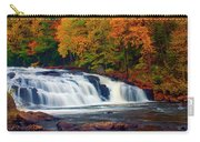 Autumn At Buttermilk Falls Carry-all Pouch