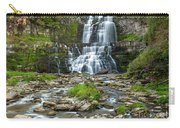 Autumn At Chittenango Falls Carry-all Pouch
