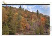 Autumn At Pink Lake Carry-all Pouch