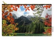 Autumn At String Lake Carry-all Pouch