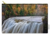 Autumn At The Middle Falls  Carry-all Pouch