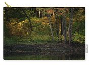 Autumn At Wrights Pond Carry-all Pouch