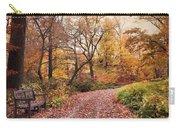 Autumn Azalea Garden Carry-all Pouch