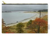 Autumn Beachcombers  Carry-all Pouch