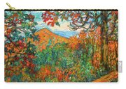 Autumn Beauty From Sharp Top Carry-all Pouch
