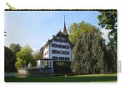 Castle In September Carry-all Pouch