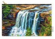 Autumn Blackwater Falls - Paint 3 Carry-all Pouch