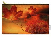 Autumn Blaze Carry-all Pouch