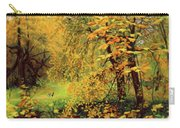 Autumn Bliss Of Color Carry-all Pouch