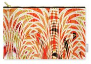 Autumn Botanical Tapestry Carry-all Pouch