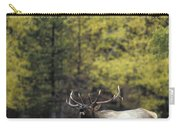 Autumn Bull Elk Bugling  Carry-all Pouch