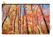 Autumn Canopy Carry-all Pouch