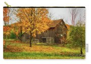 Autumn Catskill Barn Carry-all Pouch