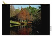 Autumn Color Reflected Carry-all Pouch