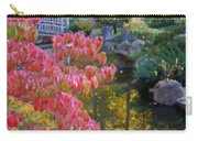 Autumn Color Reflection - Digital Painting Carry-all Pouch