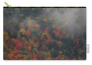 Autumn Colors In The Clouds Carry-all Pouch