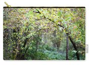 Autumn Colors In The Forest Carry-all Pouch