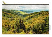 Autumn Colors In The Smokies Carry-all Pouch