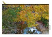 Autumn Colors Of Reflection Carry-all Pouch