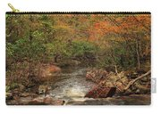 Autumn Colors On Pickle Creek 1 Carry-all Pouch