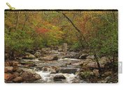 Autumn Colors On Pickle Creek 2 Carry-all Pouch