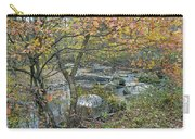 Autumn Comes To The Unami Creek Carry-all Pouch