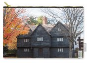 Autumn Comes To The Witch House Carry-all Pouch