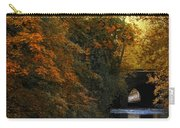 Autumn Country Bridge Carry-all Pouch