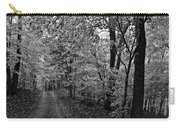 Autumn Drive Bnw Carry-all Pouch