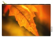 Autumn Drops Carry-all Pouch