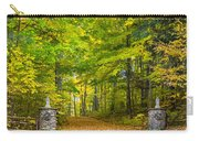 Autumn Entrance 3 Carry-all Pouch