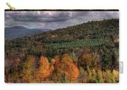 Autumn Fencerow Carry-all Pouch