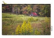 Autumn Fields Carry-all Pouch